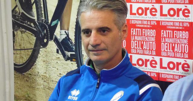 Il tecnico Donato Ferrullo, FOTO: TUTTOMATERA.COM