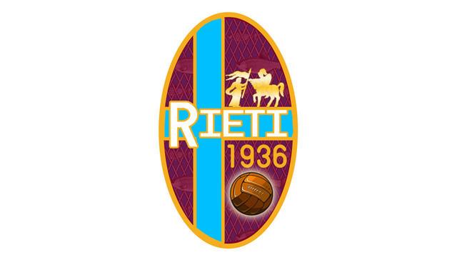 Il logo del Rieti, FOTO: FONTE WEB