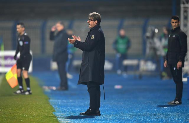 Alberigo Evani in panchina, FOTO: FIGC.IT