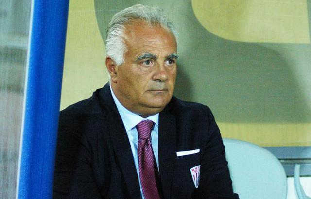 Il tecnico Marco Cari, FOTO: FONTE WEB