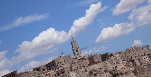 La città di Matera, FOTO: TUTTOMATERA.COM
