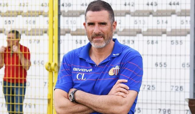 Cristiano Lucarelli, FOTO: SANDRO VEGLIA