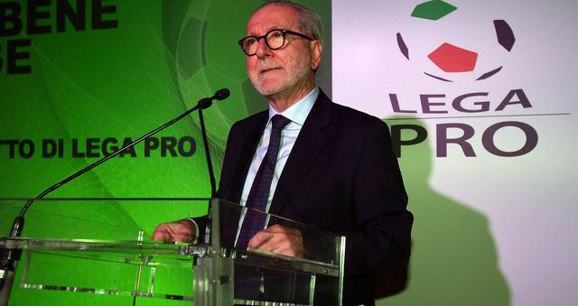 Francesco Ghirelli, FOTO: LEGA-PRO.COM