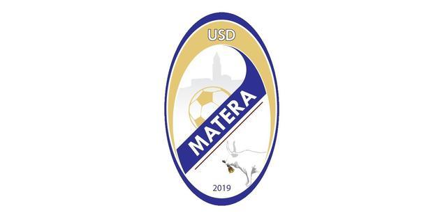 Il logo dell'Usd Matera, FOTO: TUTTOMATERA.COM