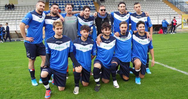 La squadra del Città dei Sassi, FOTO: TUTTOMATERA.COM