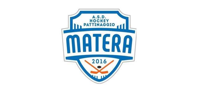 Il logo della Pattinaggio Matera, FOTO: FONTE WEB