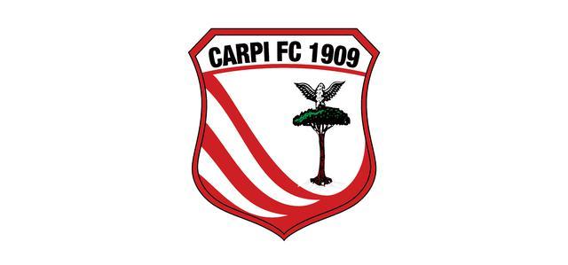 Il logo del Carpi, FOTO: FONTE WEB