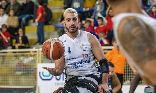 Giulio Maria Papi, atleta UnipolSai Briantea84 Cantù
