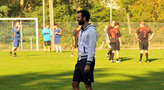 Giorgio Pagani, responsabile del settore calcio di Briantea84