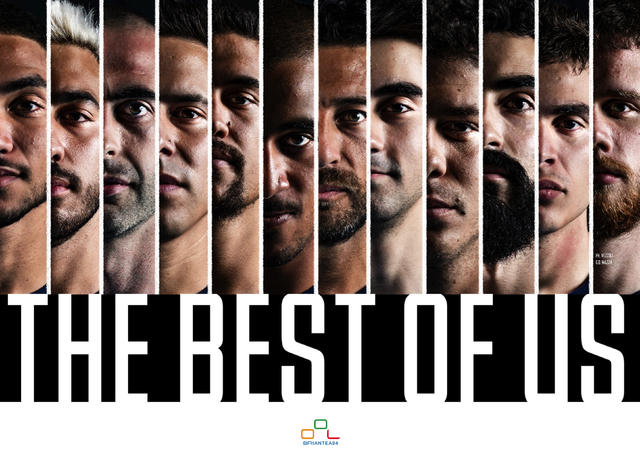 The best of us, la campagna di comunicazione 2020-21 della UnipolSai Briantea84 Cantù