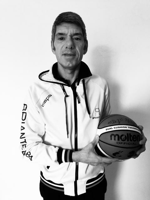 Alberto Molteni, uno degli Ambassador della campagna del 5 per mille di Briantea84