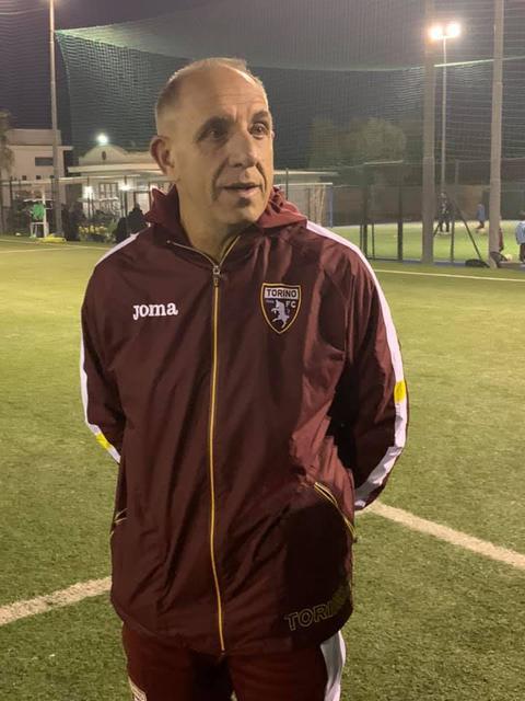 Il responsabile tecnico del Torino Fc Academy Teodoro Coppola