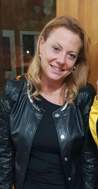 Antonella Putignano, presidentessa del Club Scherma Taranto