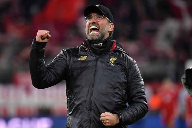 Jurgen Klopp, allenatore del Liverpool campione d'Inghilterra
