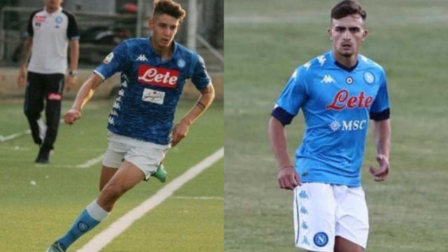 Alessandro Zanoli (a sinistra) e Valerio Labriola