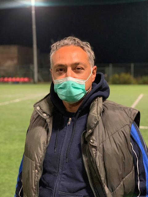 Il direttore generale della Virtus Tarentum Academy Massimo Gatto