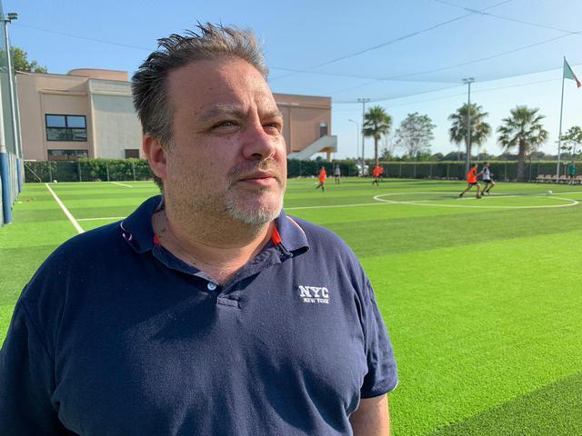 Il direttore generale della Giovani Cryos Fabio Ancona
