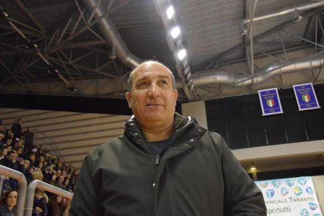 Il presidente Giuliano Di Maglie
