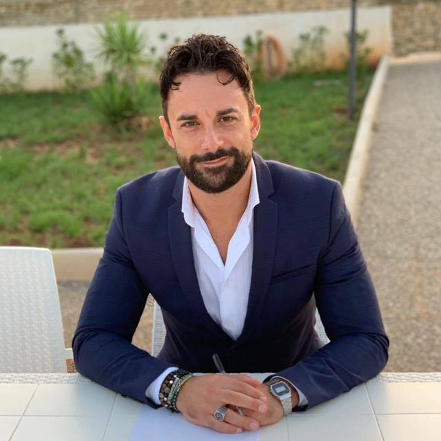 Il direttore di TuttoSportTaranto.com Matteo Schinaia