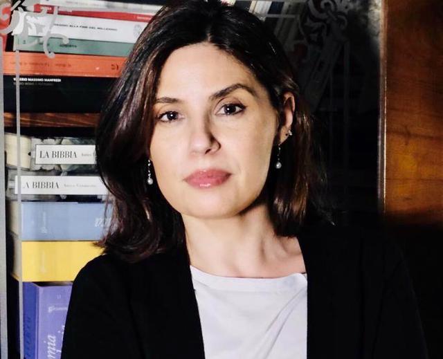 Annalisa Adamo, assessore all'Ambiente, Legalità e Qualità della Vita del Comune di Taranto