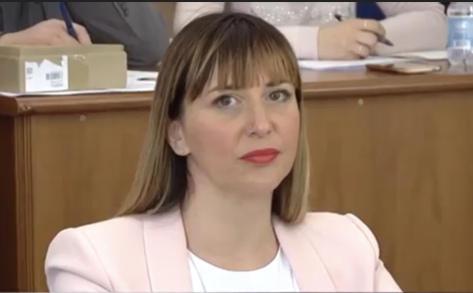 Gabriella Ficocelli, assessore ai servizi sociali del comune di Taranto