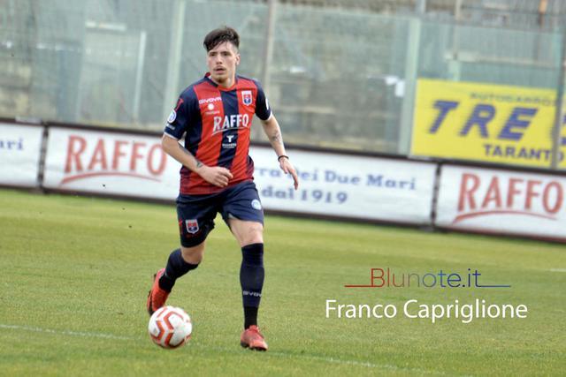 Antonio Ferrara potrebbe mantenere lo status di under anche nella prossima stagione