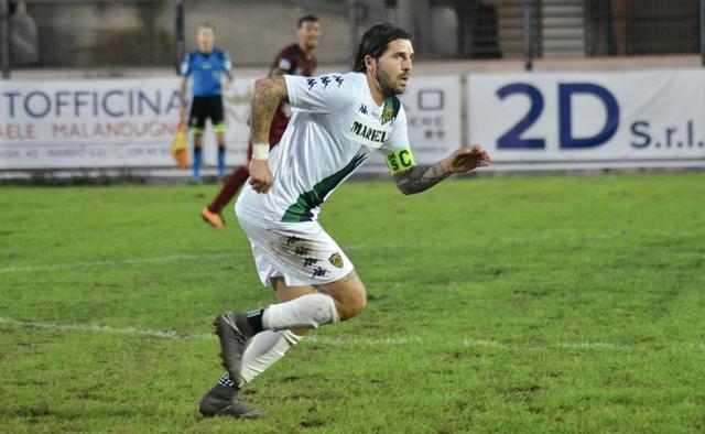 Cosimo Patierno - Foto Bitonto Calcio pagina Facebook