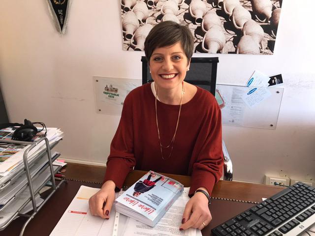 Marianna Annicchiarico, assessore ai servizi sociali del comune di Grottaglie - Foto Gir, grottaglieinrete.it