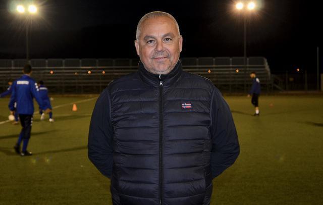 Mario Bassi, responsabile del settore giovanile del Brindisi