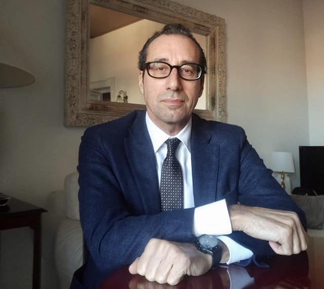 Lavvocato tarantino Massimo Moretti