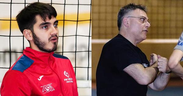 Luca Camariero e Michele Miglionico
