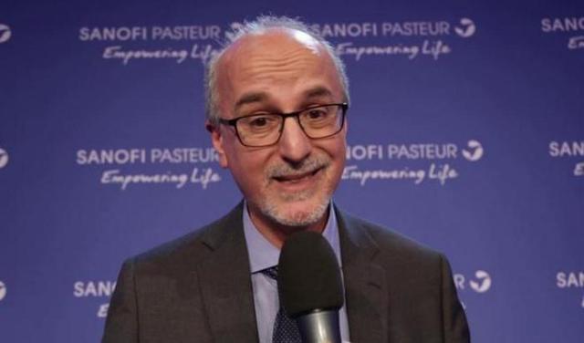 Pier Luigi Lopalco, responsabile delle emergenze epidemiologiche della Regione Puglia