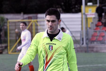 Mattia Ubaldi di Roma 1