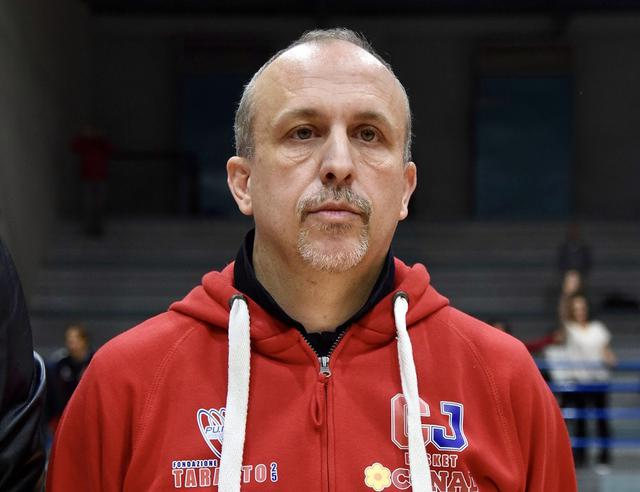 Coach Olive - Foto Aurelio Castellaneta