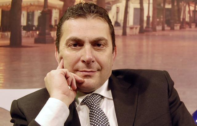 Antonio Rubino, editore e direttore di Puglia Press