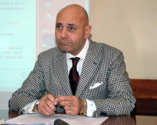 Antonio Marinaro, presidente Confindustria Taranto