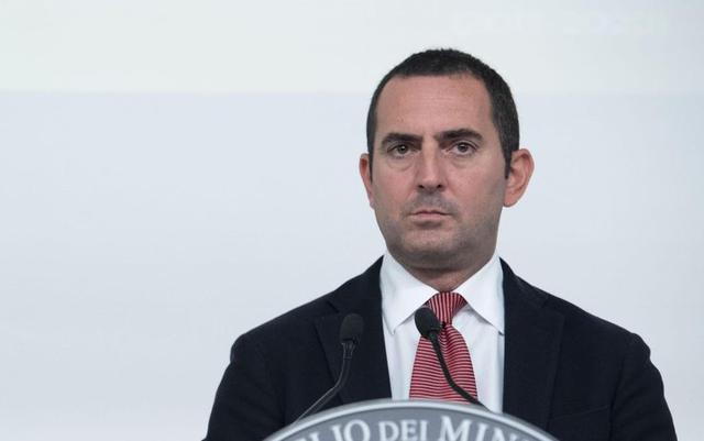 Vincenzo Spdafora, ministro per le politiche giovanili e lo sport