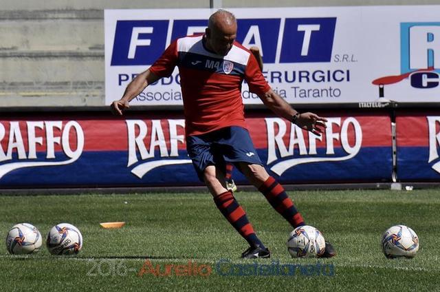 Gianpaolo Spagnulo nella foto Aurelio Castellaneta