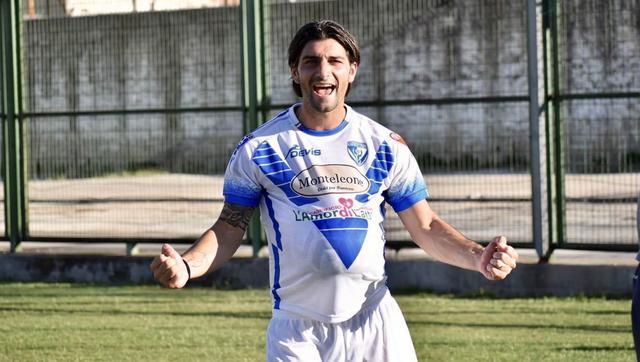 Loris Palazzo - Foto Brindisi FC pagina Facebook