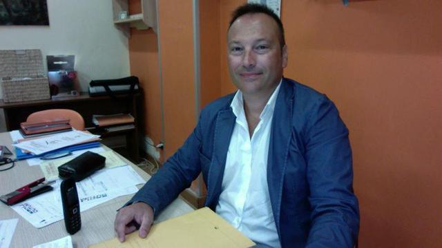 Franco Iurlano, direttore sportivo della VTT Comes Taranto