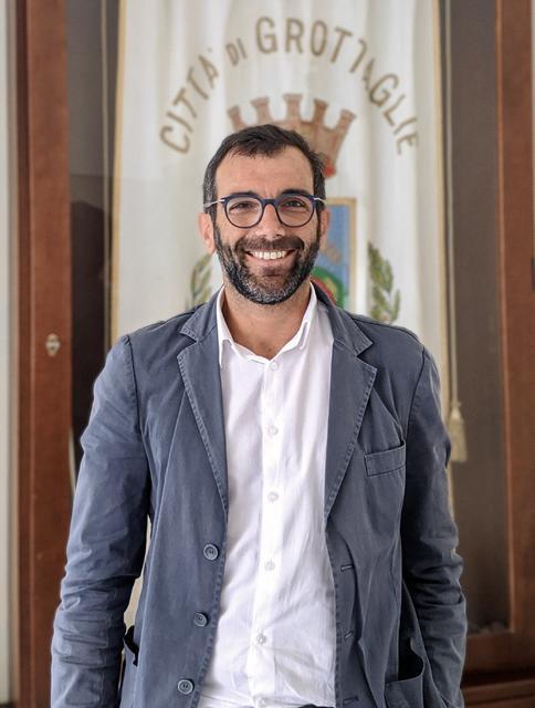 Mario Bonfrate, Assessore alle attività produttive, agricoltura, turismo e marketing territoriale Grottaglie