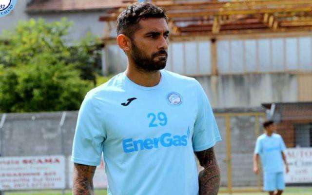 Michele Pazienza, allenatore del Cerignola