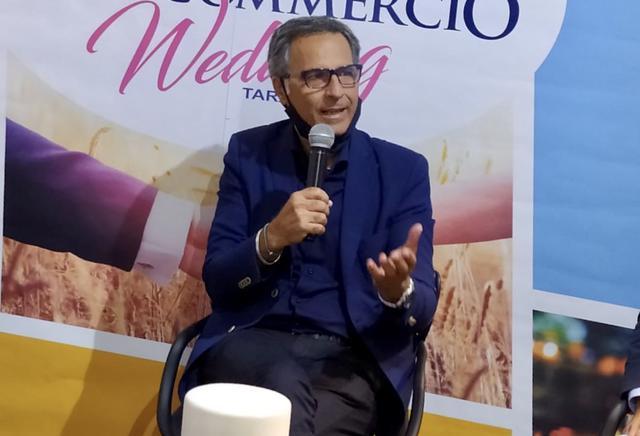 Leonardo Giangrande, presidente provinciale Confcommercio Taranto