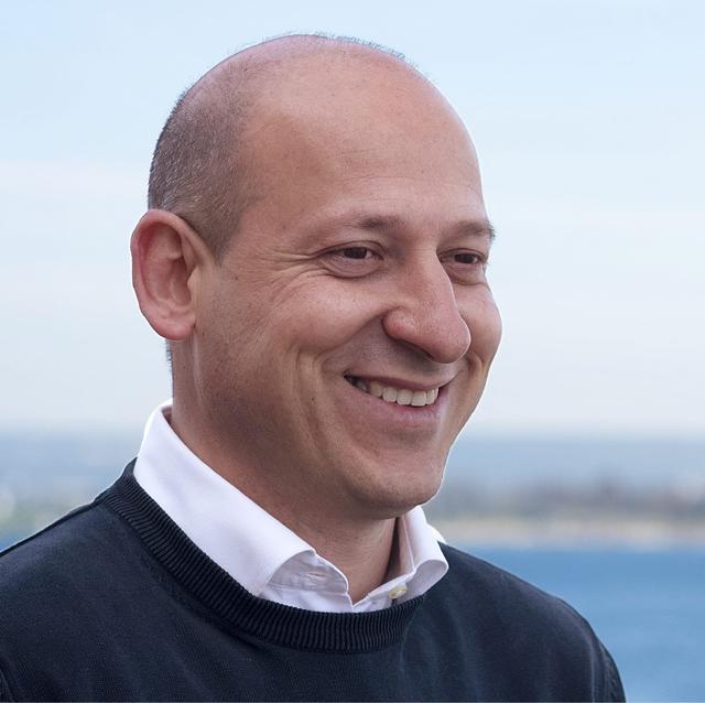 Gianni Azzaro, consigliere comunale di Taranto e consigliere della provincia ionica