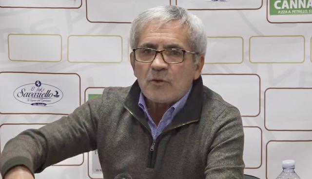 Guglielmo Pellegrino, presidente del Real Aversa