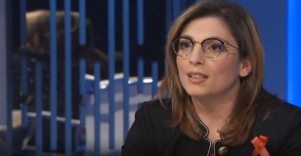 Laura Castelli, vice ministro dellEconomia e delle Finanze
