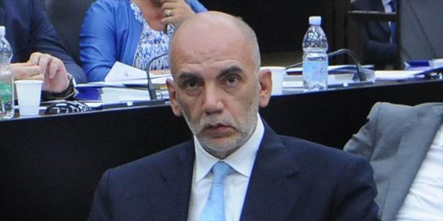 Il tarantino Gianni Liviano, consigliere della Regione Puglia