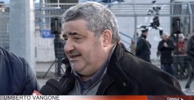 Umberto Vangone, socio di maggioranza del Brindisi FC