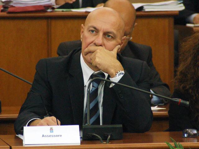 Gianni Cataldino, assessore alla Polizia Locale di Taranto