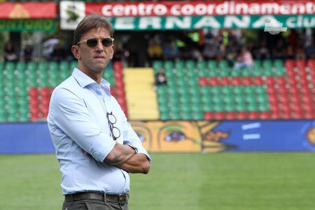 Paolo Tagliavento, vicepresidente della Ternana - Foto calcioternano.it
